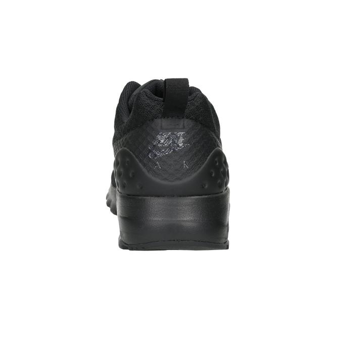 Pánské tenisky sportovního stylu nike, černá, 809-6157 - 17