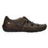 Pánské kožené sandály tbs-, hnědá, 814-4004 - 15