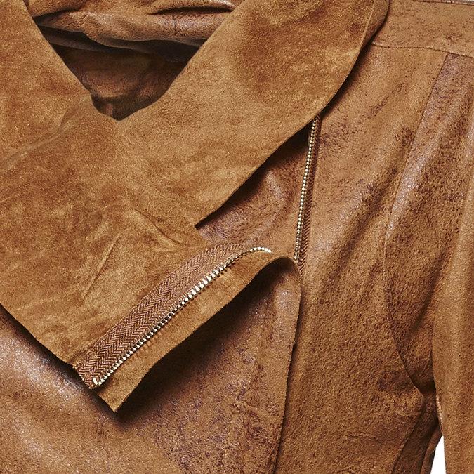 Lehká dámská bunda bata, hnědá, 979-3635 - 16