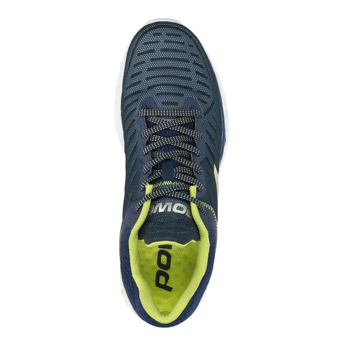 Sportovní tenisky se vzorem power, modrá, 809-9155 - 19