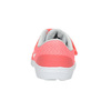 Dívčí růžové tenisky nike, růžová, 109-5549 - 17