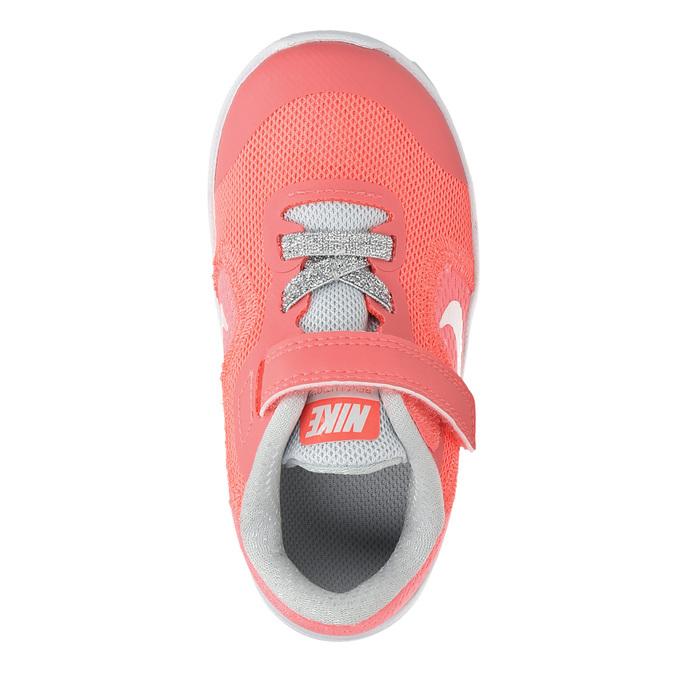 Dívčí růžové tenisky nike, růžová, 109-5549 - 19