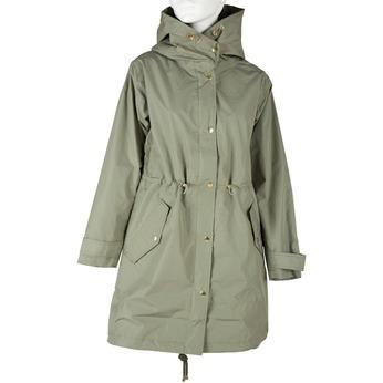 Khaki dámská bunda s kapucí joules, khaki, 979-3012 - 13