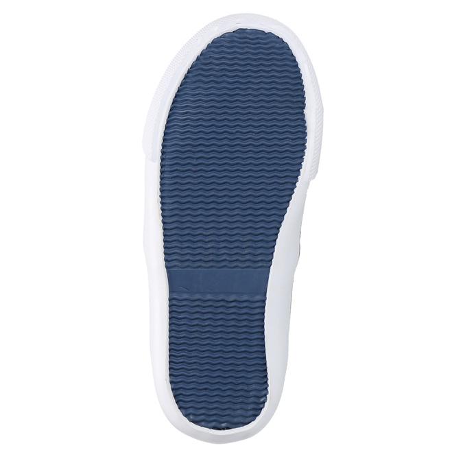 Dětská obuv ve stylu Slip-on north-star, modrá, 229-9193 - 26