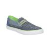 Dětské Slip-on boty north-star-junior, modrá, 419-9612 - 13