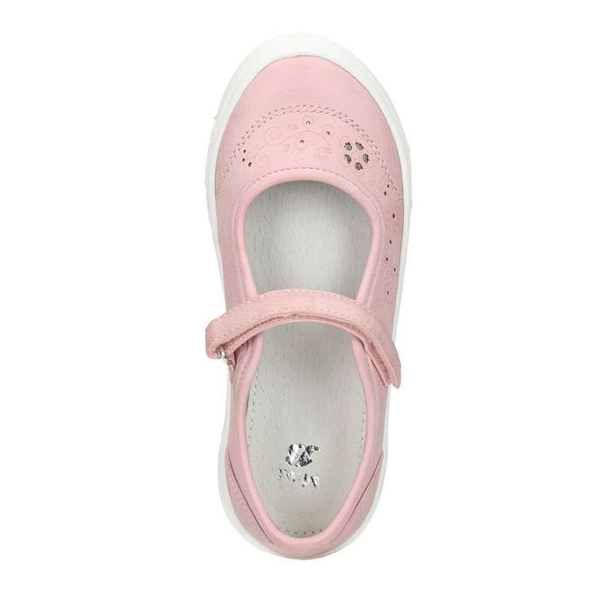 Dívčí růžová obuv mini-b, růžová, 221-5604 - 19