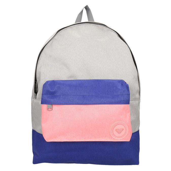 Barevný batoh roxy, šedá, 969-2051 - 19