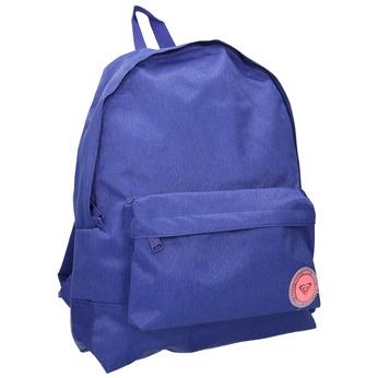 Modrý textilní batoh roxy, modrá, 969-9053 - 13