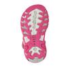 Dívčí kožené sandály bubblegummers, růžová, 166-5600 - 26