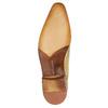 Pánské kožené Ombré polobotky melvinandhamilton, hnědá, 826-8056 - 26