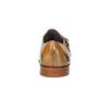 Kožené pánské Monk polobotky melvinandhamilton, hnědá, 826-8053 - 17