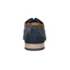 Ležérní kožené polobotky bugatti, modrá, 823-9096 - 17