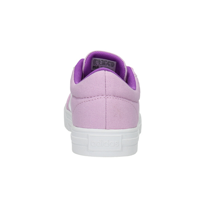 Dívčí fialové tenisky adidas, fialová, 389-9119 - 17