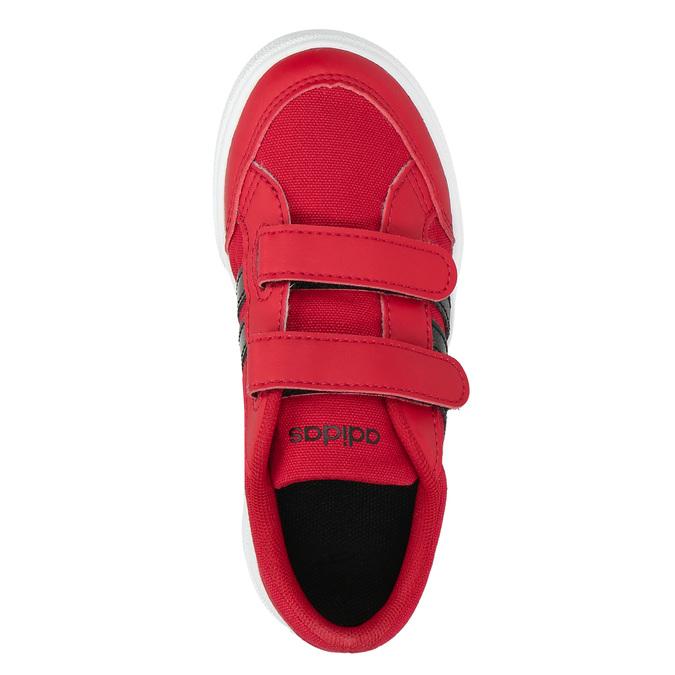 Červené tenisky na suché zipy adidas, červená, 189-5119 - 19