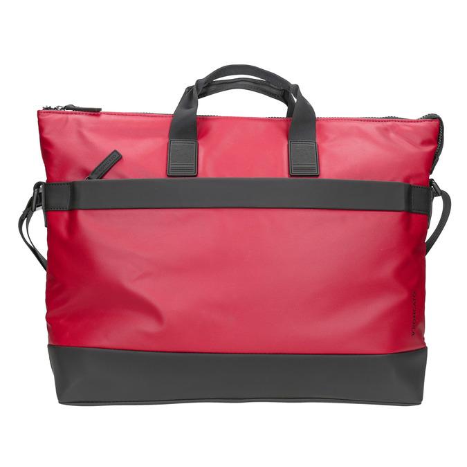 Červená cestovní taška roncato, červená, 969-5641 - 19