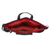 Červená cestovní taška roncato, červená, 969-5641 - 15