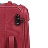 Červený cestovní kufr roncato, červená, 969-5637 - 17