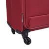 Červený cestovní kufr roncato, červená, 969-5637 - 19
