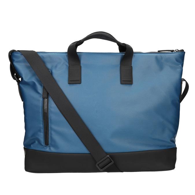 Modrá cestovní taška roncato, modrá, 969-7641 - 26