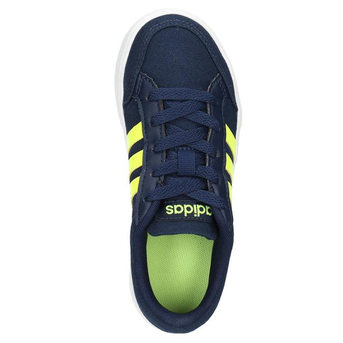 Modré dětské tenisky adidas, modrá, 389-8119 - 26