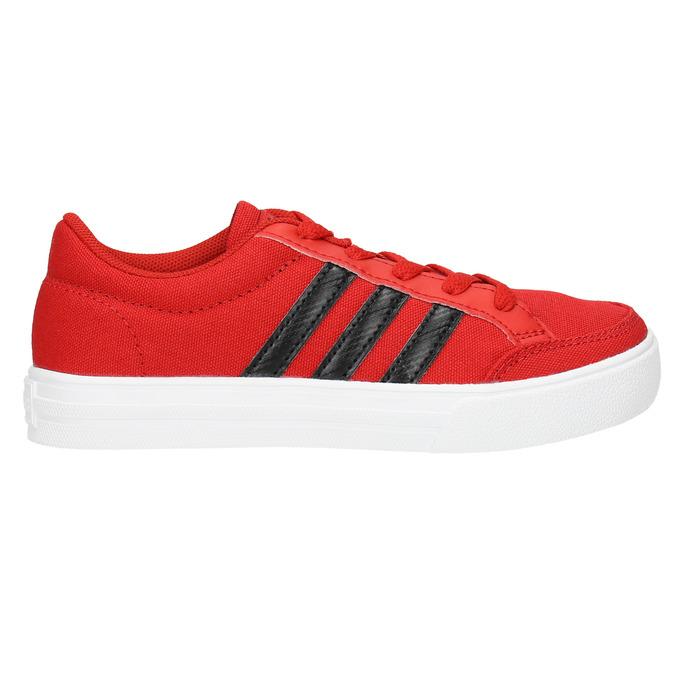 Červené dětské tenisky adidas, červená, 389-5119 - 15