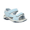 Kožené dětské sandály weinbrenner-junior, modrá, 466-9607 - 13