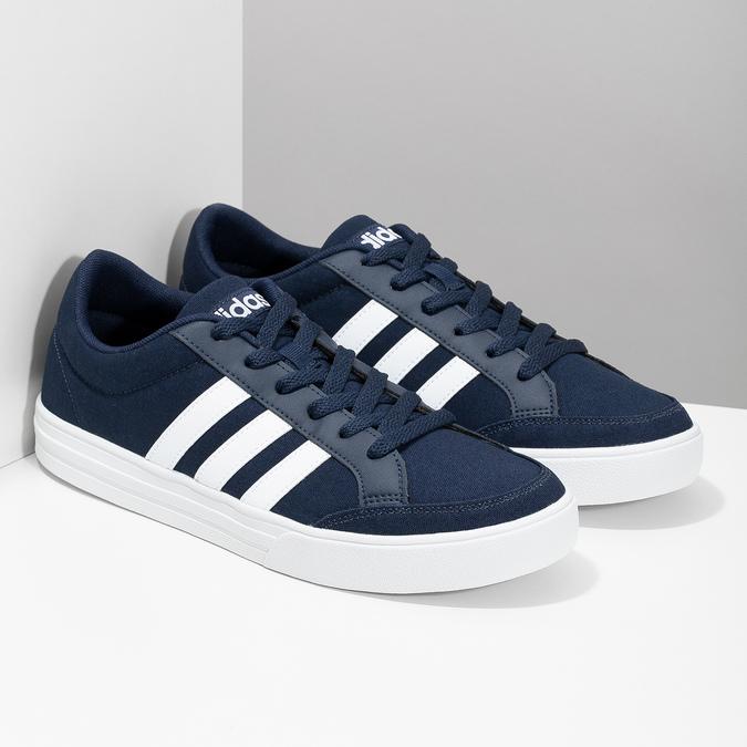 Ležérní pánské tenisky adidas, modrá, 889-9235 - 26