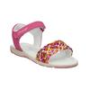 Kožené dívčí sandály primigi, růžová, 366-5010 - 13