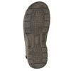 Kožené pánské sandály bata, hnědá, 856-4600 - 26