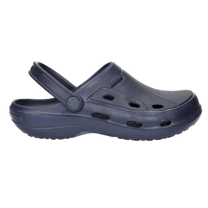Modré dětské sandály coqui, modrá, 472-9610 - 15