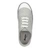 Šedé tenisky dámské bata-tennis, šedá, 589-7403 - 26