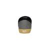 Pánské tenisky s gumovou špicí bata-tennis, černá, 889-6402 - 17