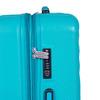 Tyrkysový cestovní kufr american-tourister, tyrkysová, 960-9607 - 15