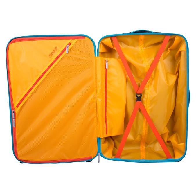 Tyrkysový cestovní kufr american-tourister, tyrkysová, 960-9607 - 17