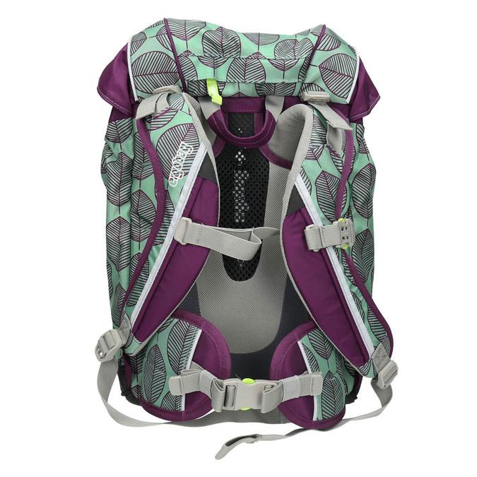 Školní batoh se vzorem ergobag, vícebarevné, 969-0057 - 16
