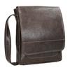 Kožená pánská taška bata, hnědá, 964-4283 - 13
