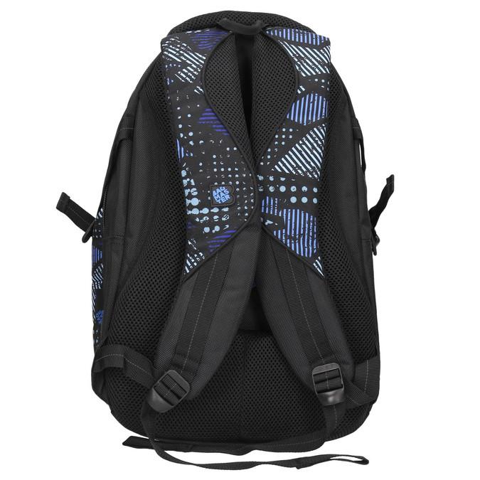 Školní batoh bagmaster, černá, 969-6658 - 19