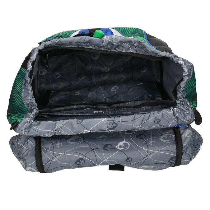 Školní aktovka chlapecká bagmaster, modrá, 969-9652 - 15