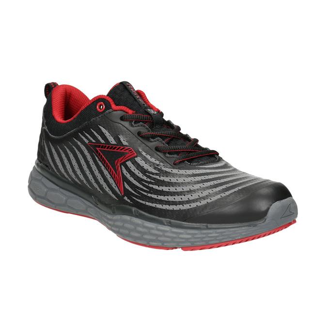 Pánské tenisky ve sportovním stylu power, černá, 809-6222 - 13
