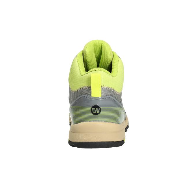 Šedá dětská Outdoor obuv weinbrenner-junior, šedá, 419-2613 - 16