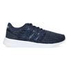 Modré tenisky sportovního střihu adidas, modrá, 509-9112 - 19