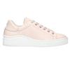 Dámské kožené tenisky bata, růžová, 526-5641 - 26
