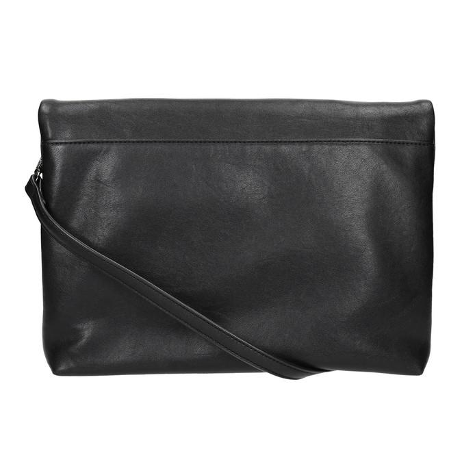 Crossbody kabelka s kamínky bata, černá, 961-6999 - 26