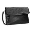 Crossbody kabelka s kamínky bata, černá, 961-6999 - 13