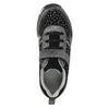 Dívčí tenisky s kamínky mini-b, černá, 329-6295 - 26