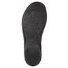 Dámská kožená kotníčková obuv bata, červená, 596-5656 - 19