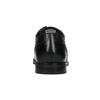Pánské kožené Derby polobotky rockport, černá, 824-6045 - 17