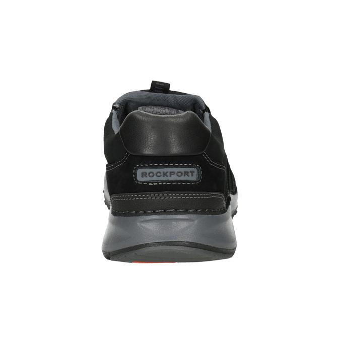 Kožené pánské Slip-on rockport, černá, 816-6048 - 16