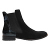 Dámská kožená Chelsea obuv classico-and-bellezza, vícebarevné, 516-0027 - 26