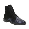 Kotníčková kožená obuv classico-and-bellezza, vícebarevné, 526-0028 - 13